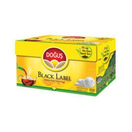 Doğuş Çay, Black Label Demlik - 100 x 3,2gr ''