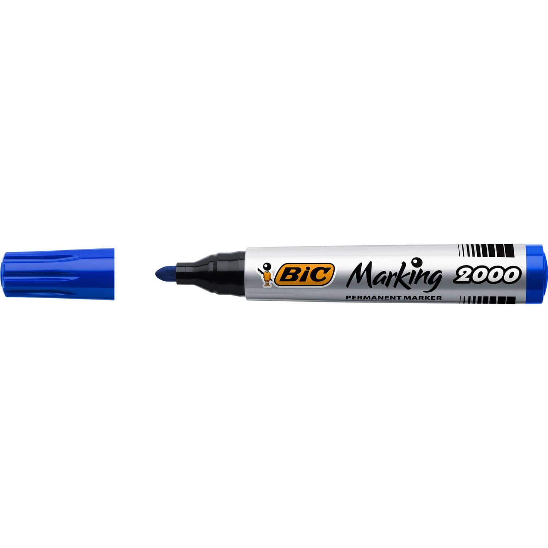 Bic Marking 2000 Koli Kalemi Mavi ''