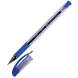 Faber-Castell 1425, İğne Uç Mavi Tükenmez Kalem - 10'lu Kutu ''