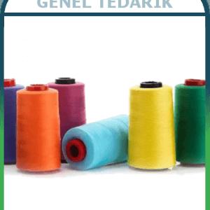 Oltalı 120 No Polyester Dikiş İpliği Renkli (5000mt) *