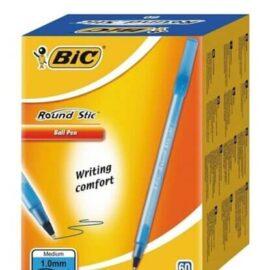 Bic Round Stic Classic - Tükenmez Kalem (Kutu-60lı) ''