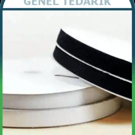 Ecovel Cırt Bant, Beyaz - İlmek/Yumuşak/Dişi (2cm x 25m) '