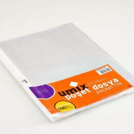 Umix Poşet Dosya 27 Micron 100'lü U1100P ''