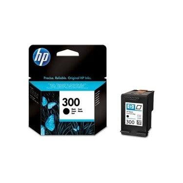 HP 300 Siyah (Black) Kartuş CC640EE ''