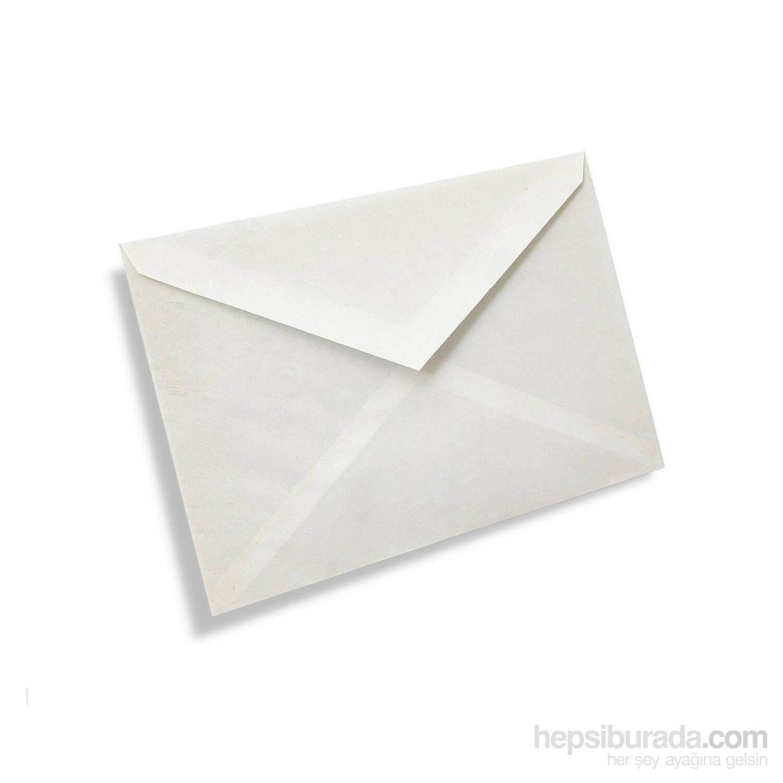 Doğan Zarf, Mektup Zarfı - 11,4x16 (500'lü) ''