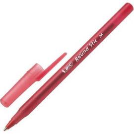 Bic, Round Stick Kırmızı Tükenmez Kalem ''