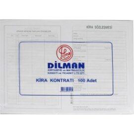 Dilman, Kira Kontratı 100'lü ''