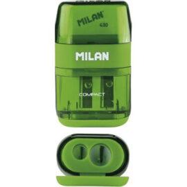 Milan 430 Compact Kalemtraş + Silgi (Adet) ''