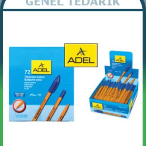 ADEL, Fix 111 Tükenmez Kalem - Mavi (72'li) ~