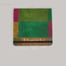 Keskin Color Lastikli Tiny Bloknot Kareli 9cm x 13cm 80 Yaprak ''