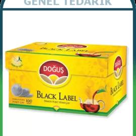 Doğuş Çay, Black Label Demlik - 100 x 3,2gr
