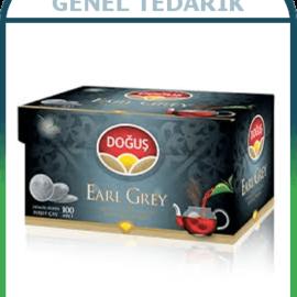 Doğuş Çay - Earl Grey Demlik Poşet, 100 x 3,2gr