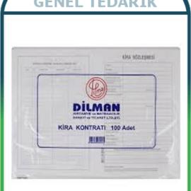 Dilman, Kira Kontratı 100'lü *