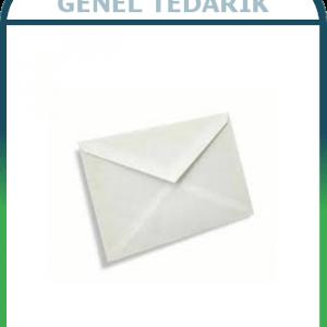 Asil Doğan Zarf, Mektup Zarfı - 110 gr (500'lü) '
