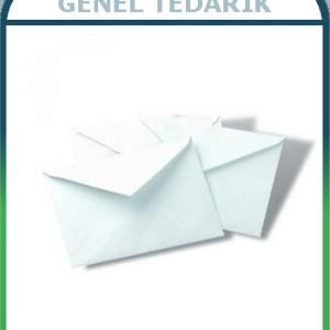 Doğan Zarf, Mektup Zarfı - 11,4x16 (500'lü) '