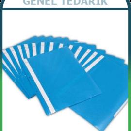Noki Eco Telli Dosya - Mavi (50 Adet) ~