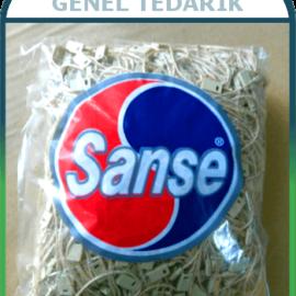 Sanse, İpli Klips Keten - (1000'li) *