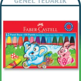 Faber-Castell Pastel Boya - 12 Renk '