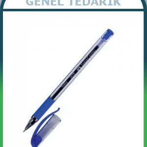 Faber Castell 1425, İğne Uç Mavi Tükenmez Kalem - 10'lu Kutu ~