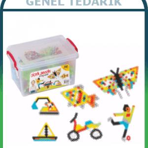 Fen, Çiçek Puzzle Küçük Boy (250 Parça)