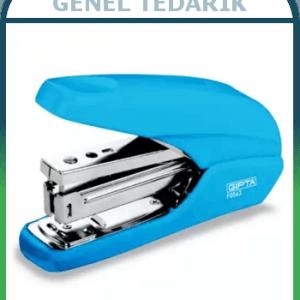 GIPTA Zımba Metal 24/6 Ve 10 - Hibrid Gümüş - GPT-F0590 ' - Mavi