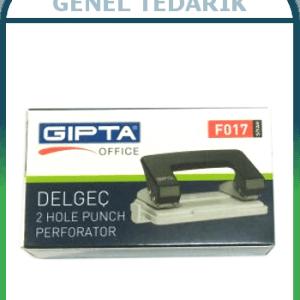 GIPTA F017 Delgeç 10yp Kapasiteli - Siyah '