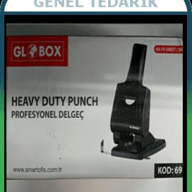 Globox, Profesyonel Delgeç '