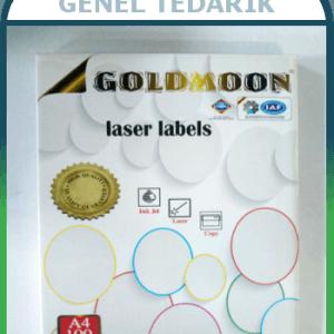 Goldmoon Lazer Etiket '