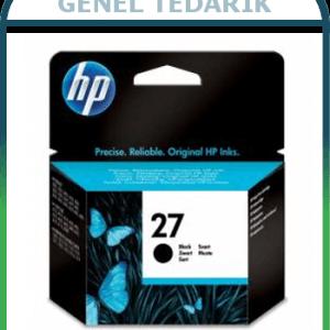 HP 27 C8727A Siyah Mürekkep Kartuş 280 Sayfa '