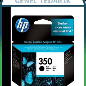 HP 350 Siyah (Black) Kartuş CB335EE '