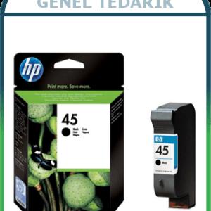 HP 45 Siyah (Black) Kartuş *
