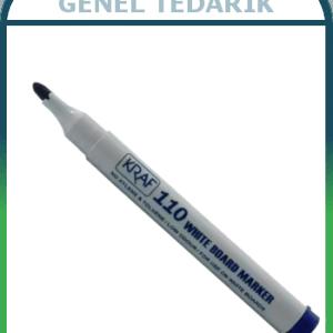 KRAF, 110 Beyaz Tahta Kalemi - Mavi (12'li) ~