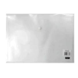 KRAF, 1205 A5 Şeffaf Çıtçıtlı Dosya ''