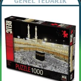 KS Games, 1000 Parça Puzzle - Kabe '