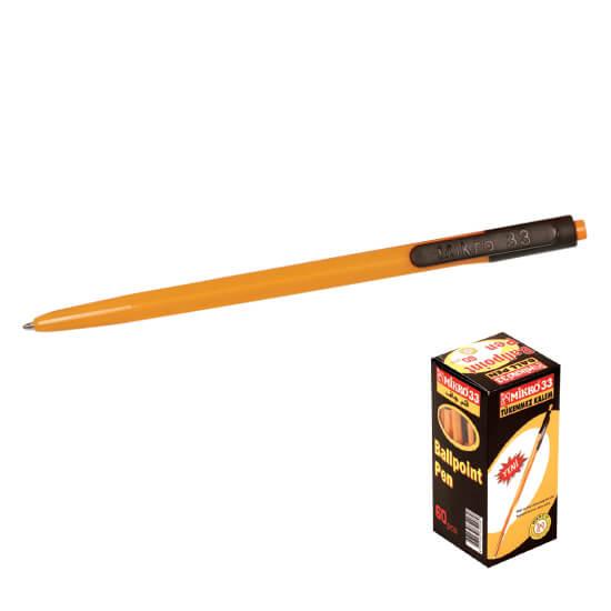 Mikro-33, Tükenmez Kalem – Siyah (60'lı) ''