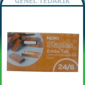 NOKI, No:24/6 Zımba Teli - Sarı (1000'li) ~