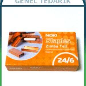 Noki 24/6 Zımba Teli (1000'li) ~