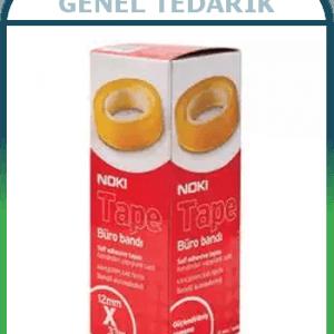 Noki Tape 1233, Büro Bandı - 12mm x 33mt (Adet) ~