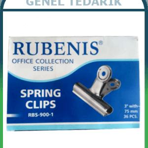 RUBENIS, Masa Tip Kıskaç - 75 mm (36'lı) ~