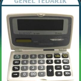 Rubenis Elektronik Hesap Makinesi SB-1800 Kapaklı *