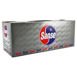 SANSE 75mm Siyah Etiketleme Plastiği Kılçık ''