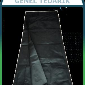Siyah Büyük Boy Taşıma Torbası 80cmX120cm ~