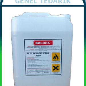 Soldex, SR-33 Clean Liqued Flux - 5 lt