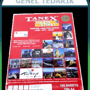 Tanex Lazer Etiket / Bilgisayar Etiketi A4 (100yp=100adet) *