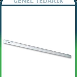 YILDIZLAR 82 Standart Cetvel Plastik 100 CM ~