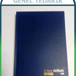 CEM Kasa Defteri - 17x24 (368yp) ~