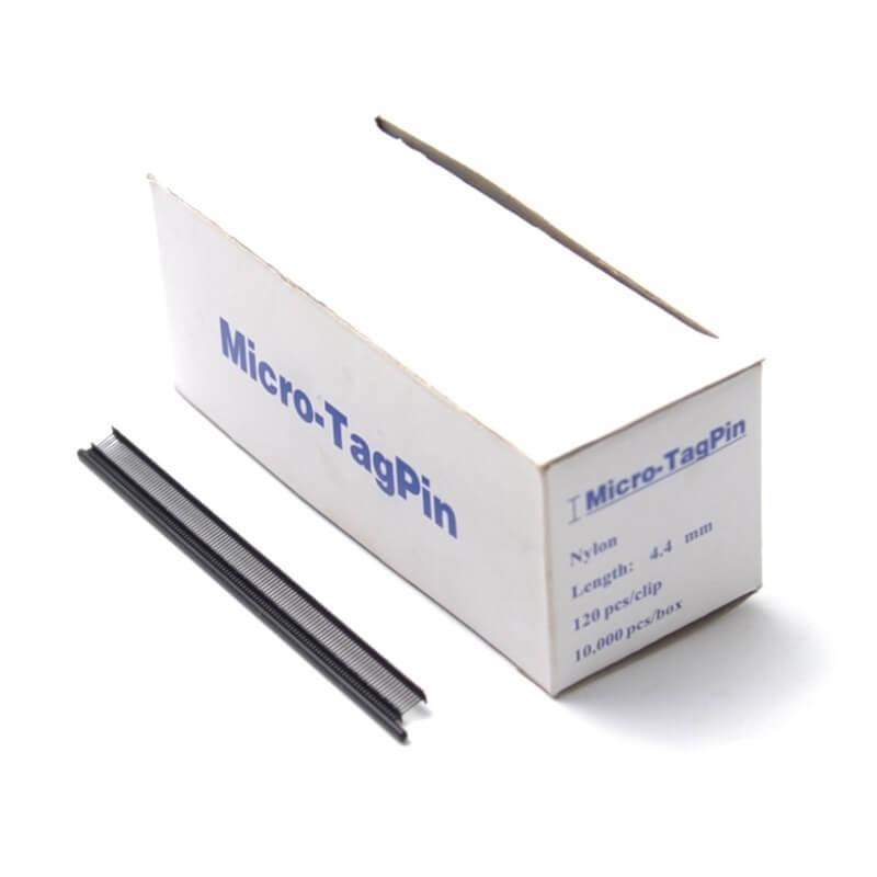Sanse Micro-TagPin Etiketleme Kılçığı 4,4 mm Siyah (10,000'li) ''