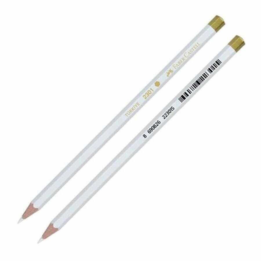 Faber-Castell Beyaz Boya Kalemi ''