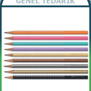 Faber Castell , Parlak Renkler Kurşun Kalem Çeşitleri (Adet) ~