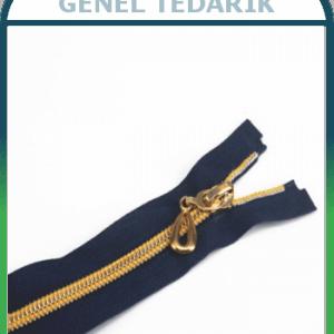FERACE Fermuarı Altın Diş 100cm - Adet '